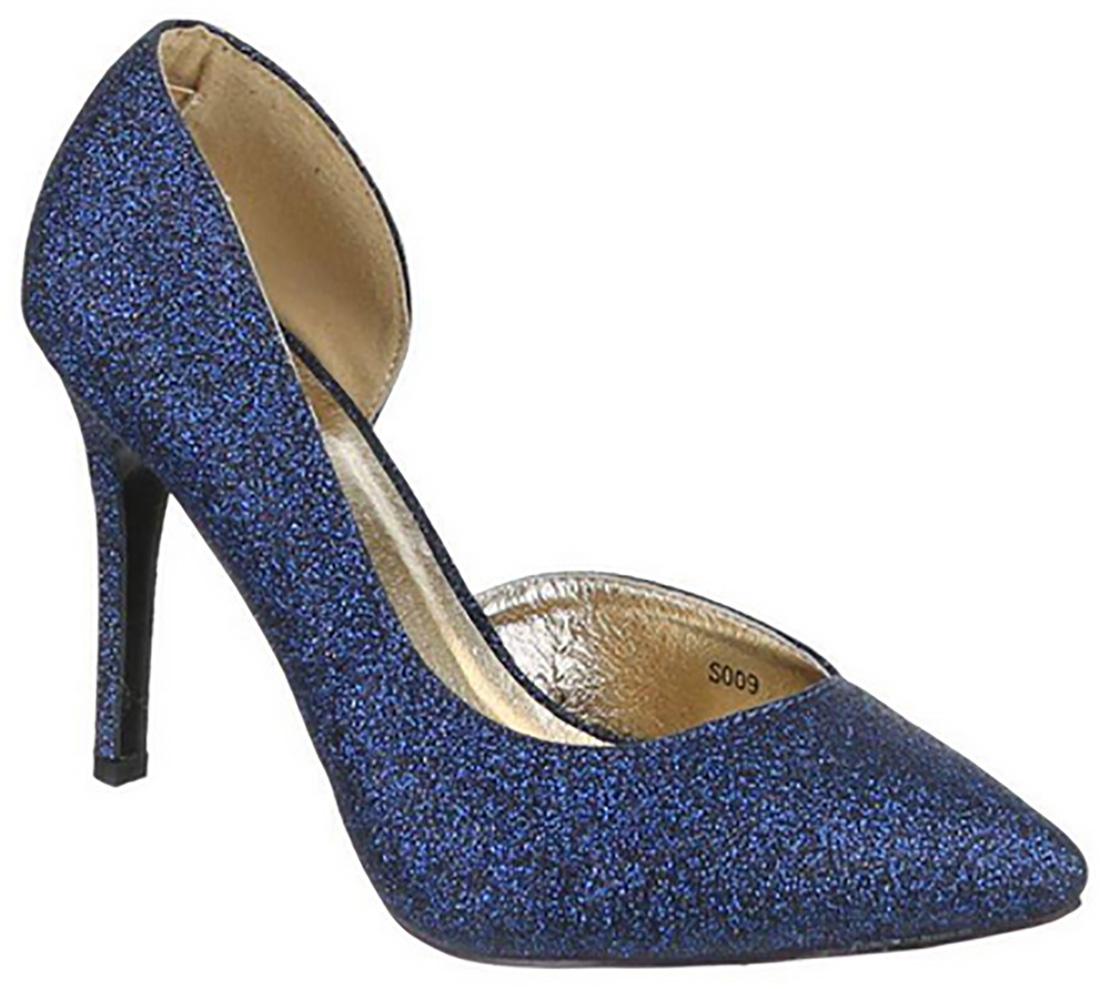 Schuhe elegant frau damenschuhe schuhe geöffnet seite lurex schuhe hohe absätze