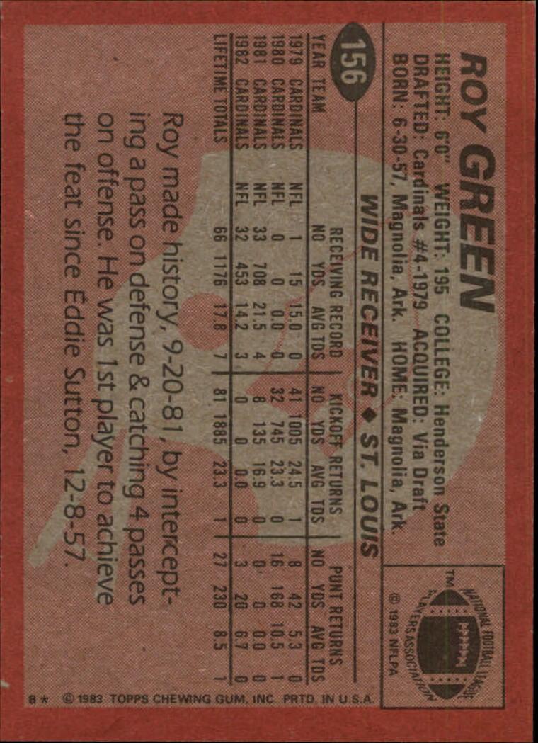 1983-Topps-Football-Card-Pick-147-396 thumbnail 17