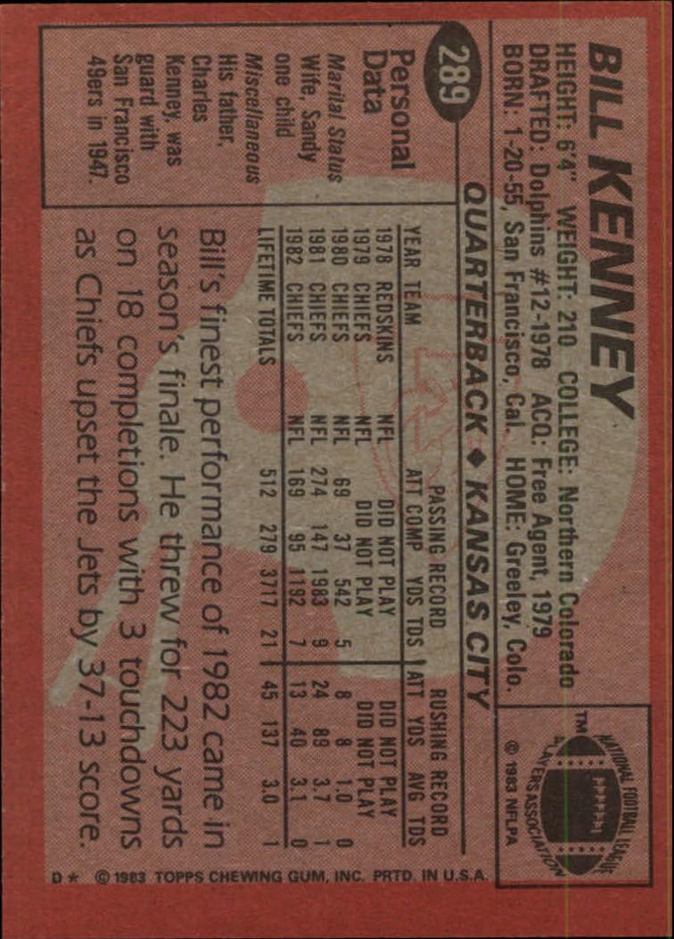 1983-Topps-Football-Card-Pick-147-396 thumbnail 181