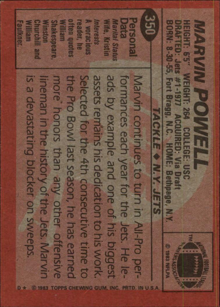 1983-Topps-Football-Card-Pick-147-396 thumbnail 271
