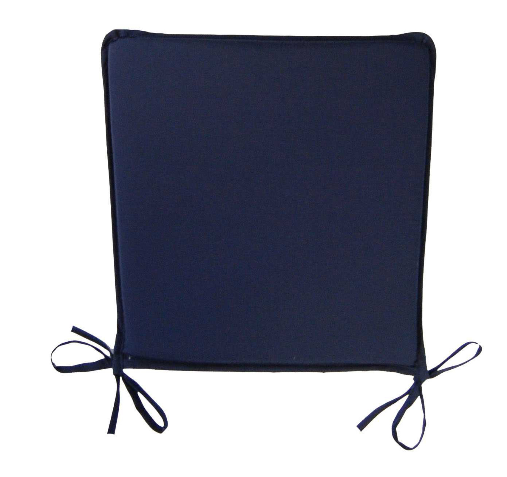 Plain Square Seat Pad Outdoor Garden Dining Kitchen Chair Furniture Cushion 15