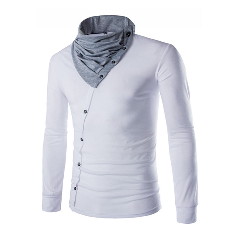moda-uomo-moda-casual-slim-cotone-t-shirt-polo-manica-lunga-maglia