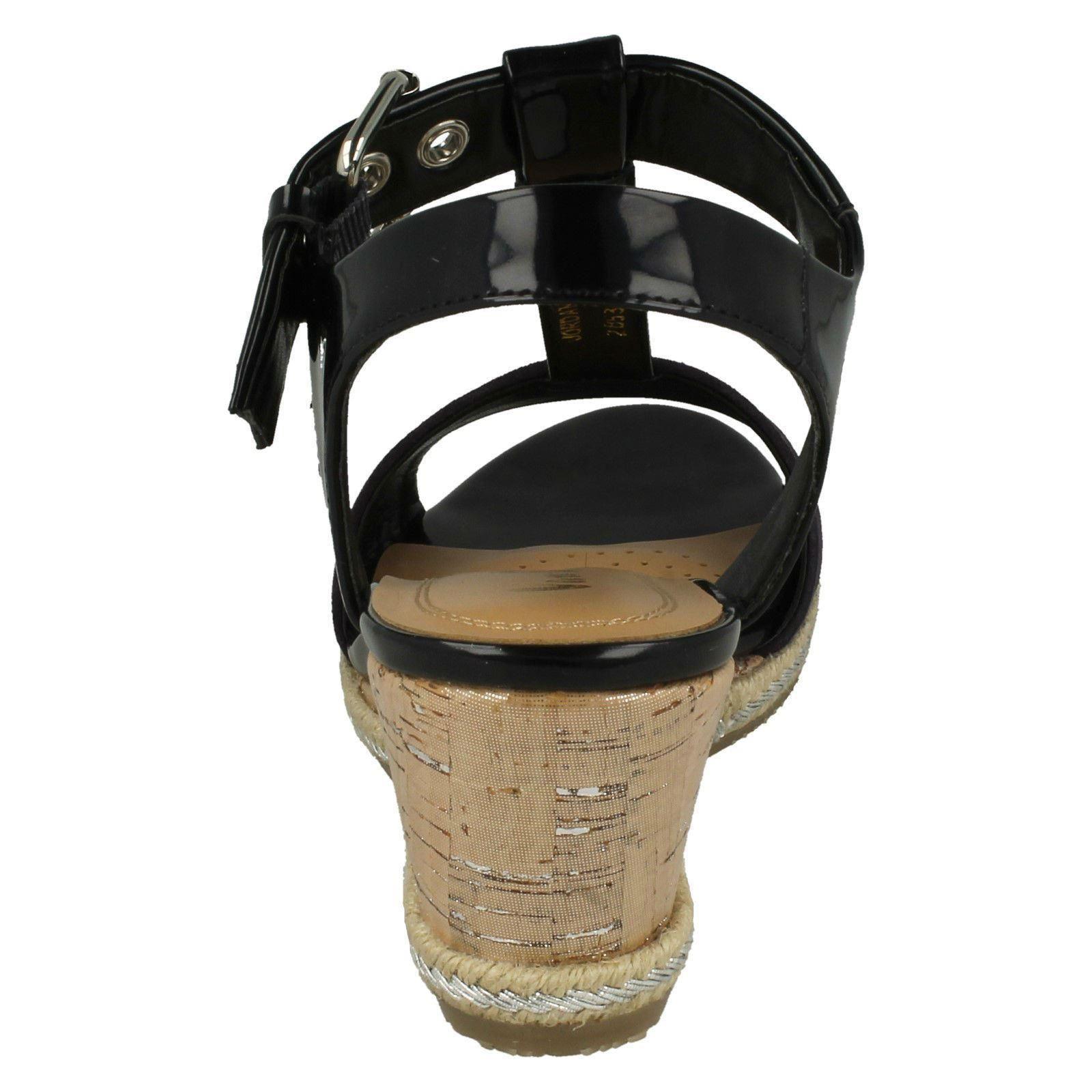 Ladies-Van-Dal-Wedged-Heel-Sandals-Jordan thumbnail 5