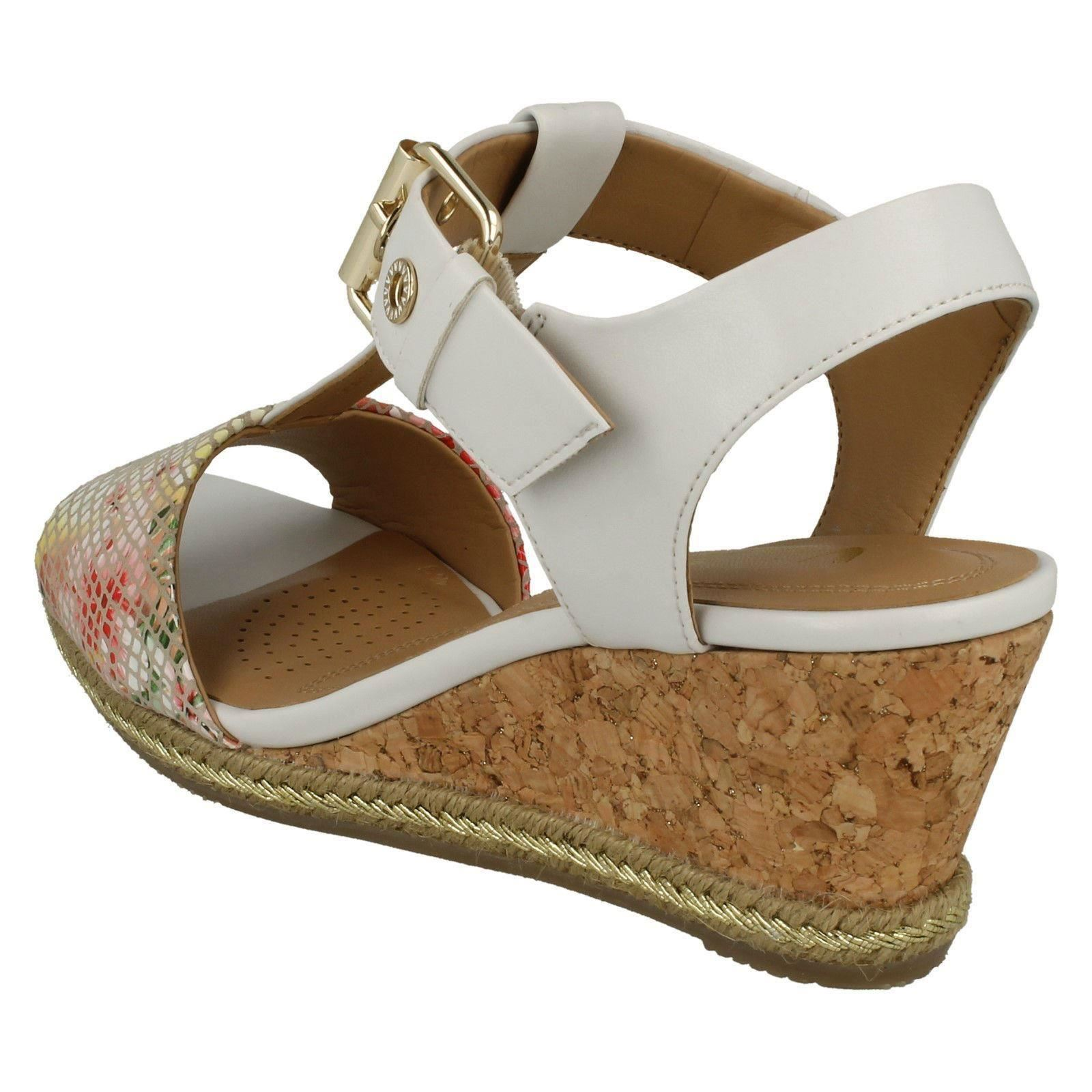 Ladies-Van-Dal-Wedged-Heel-Sandals-Jordan thumbnail 14