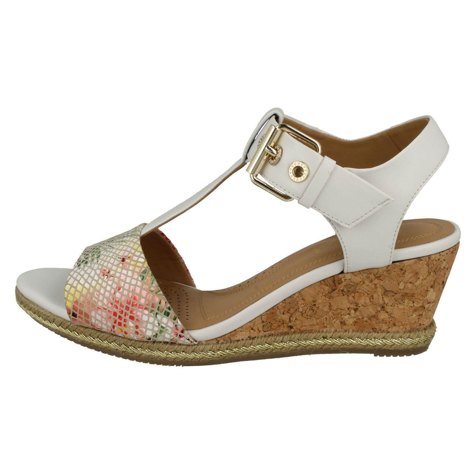 Ladies-Van-Dal-Wedged-Heel-Sandals-Jordan thumbnail 17