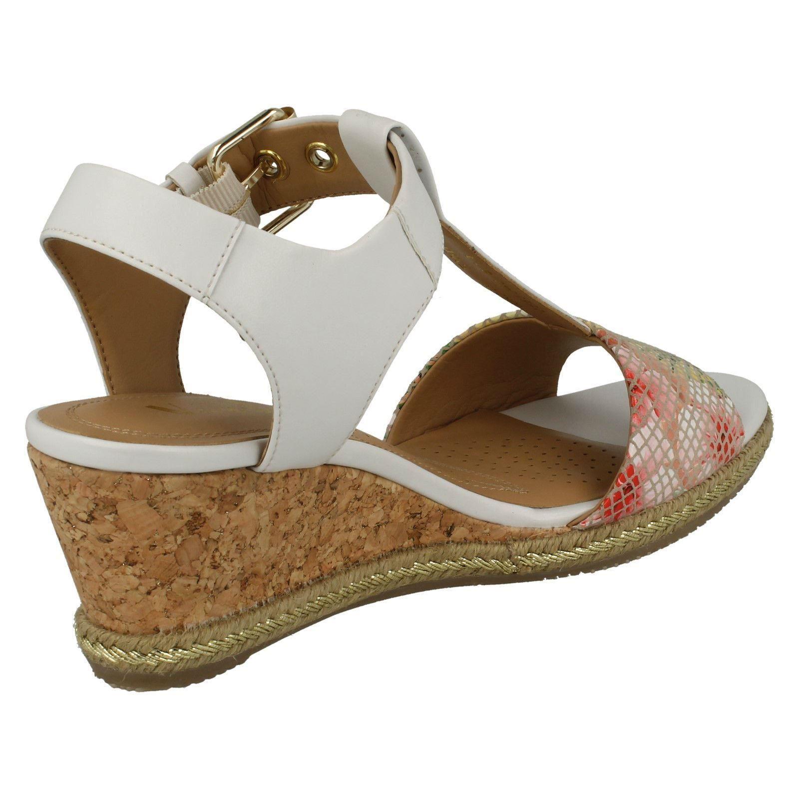 Ladies-Van-Dal-Wedged-Heel-Sandals-Jordan thumbnail 15