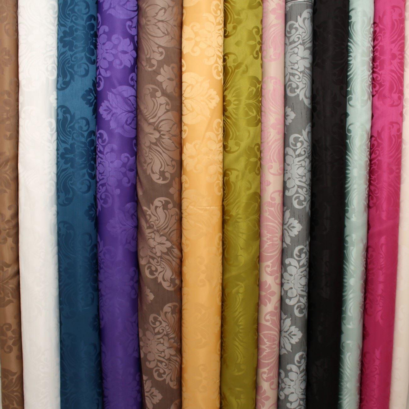 Stoff Färben klassisch blumenmuster kunstseide jacquard vorhang polster stoff