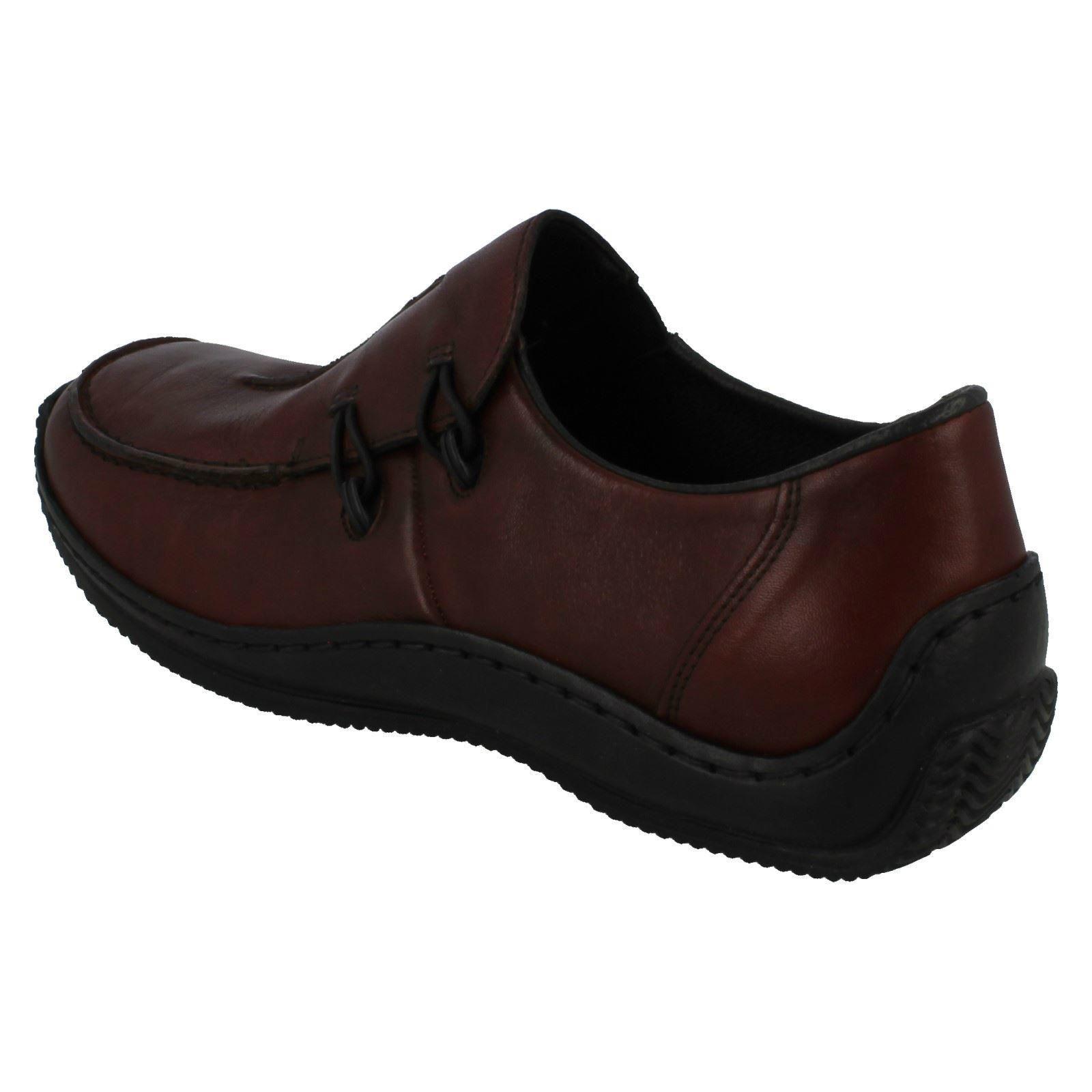 Plates L1751 Chaussures Détails Sur Rieker Femmes v8nwmN0
