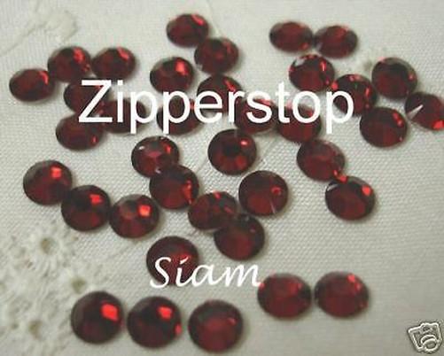 144 Cristal Swarovski Faux-Diamants ~20ss~ Siam eLS8yiAL-09092318-376361245
