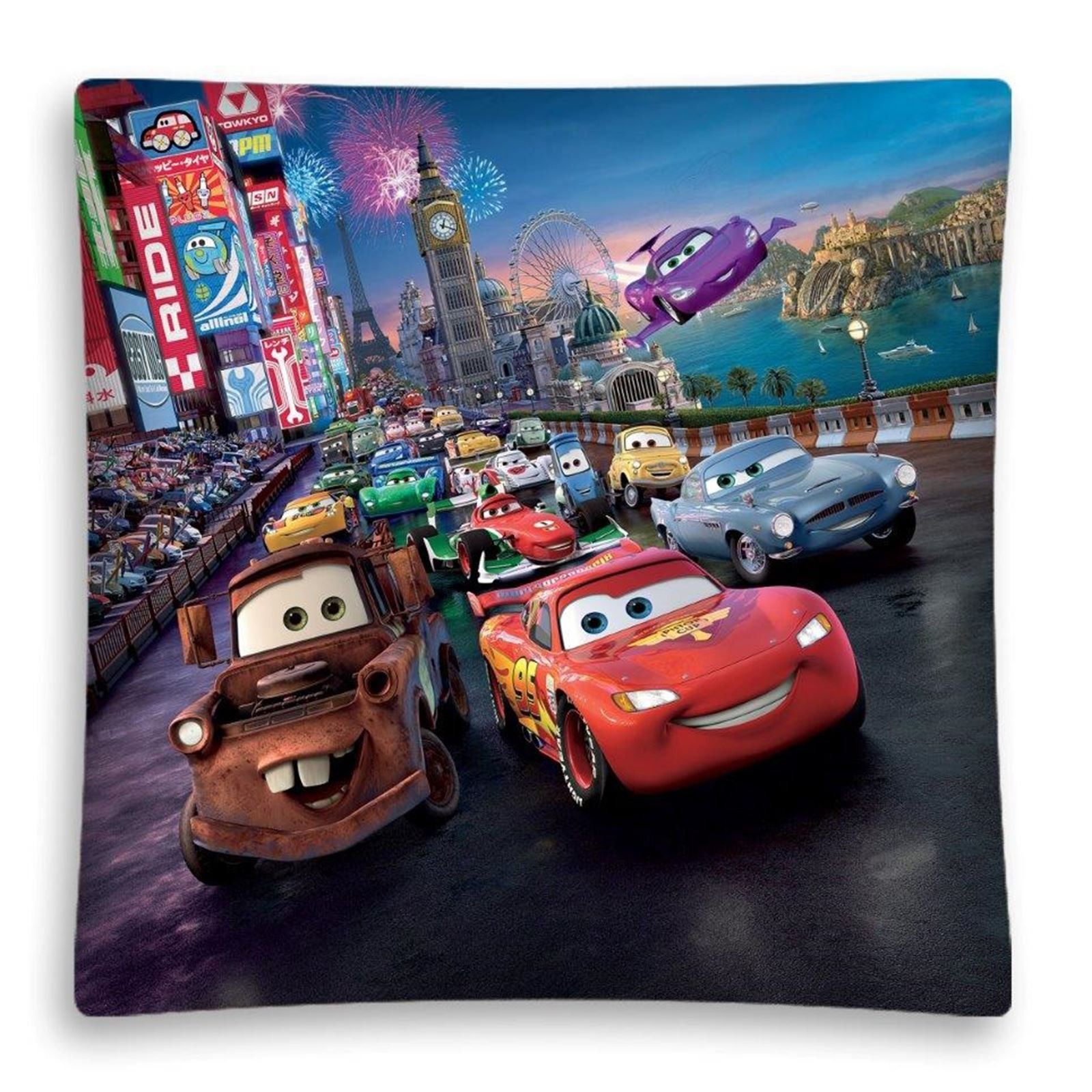 Marvel Bedroom Disney Character Football Boys Kids Cushions Bedroom Marvel Paw