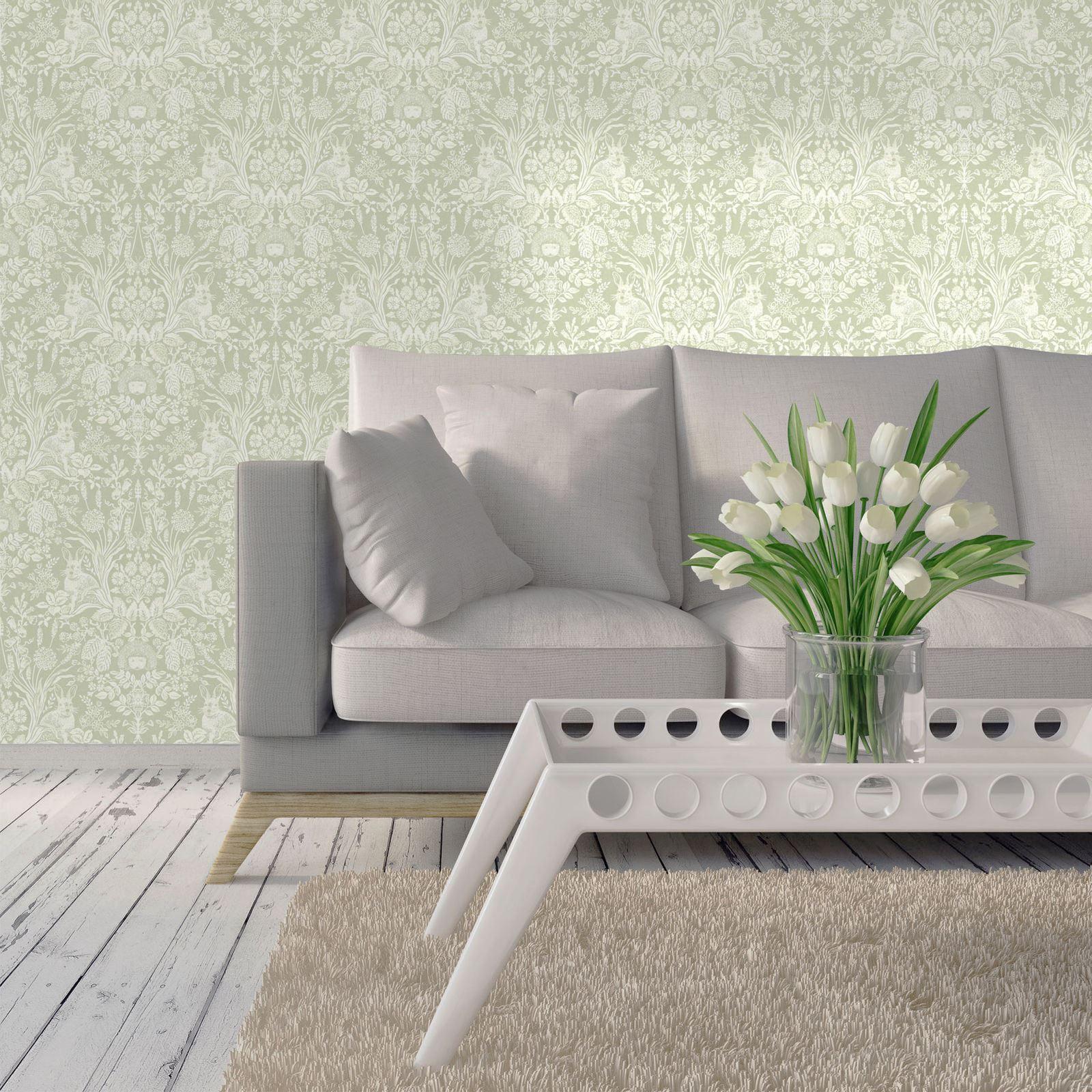 damast tapete glitzer metallisch texturiert weich. Black Bedroom Furniture Sets. Home Design Ideas