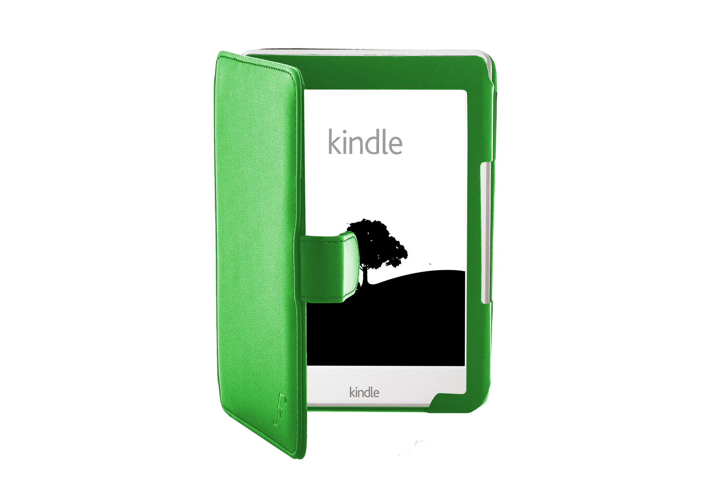 Forefront carcasas funda de piel funda amazon kindle 2016 8th gen ebay - Kindle funda ...