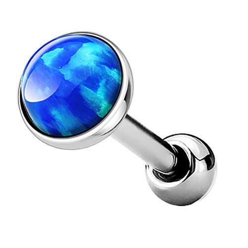 tragus-cartilago-Helice-Oreja-Universal-Piercing-CONECTOR-CON-PLANO-opalo-piedra
