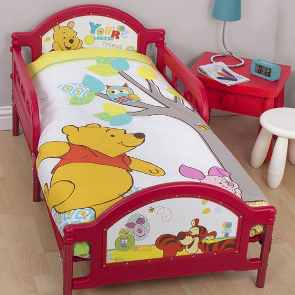 Winnie the pooh toddler bedding - Junior Duvet Cover Sets Toddler Bedding Paw Patrol
