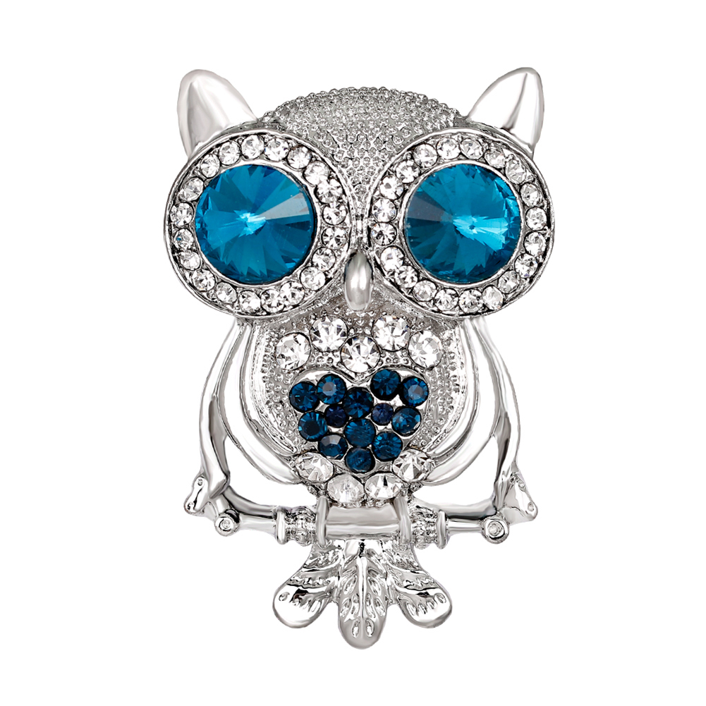 femmes alliage cristal faux diamant animal mariage noces f te broche derni re ebay. Black Bedroom Furniture Sets. Home Design Ideas