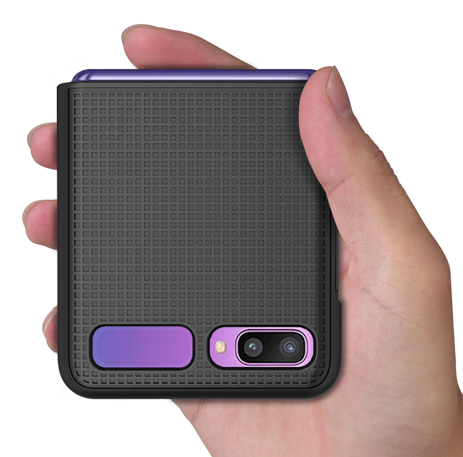 thumbnail 30 - Hard Protector Case Cover + Belt Clip Holster for Samsung Galaxy Z Flip 5G Phone