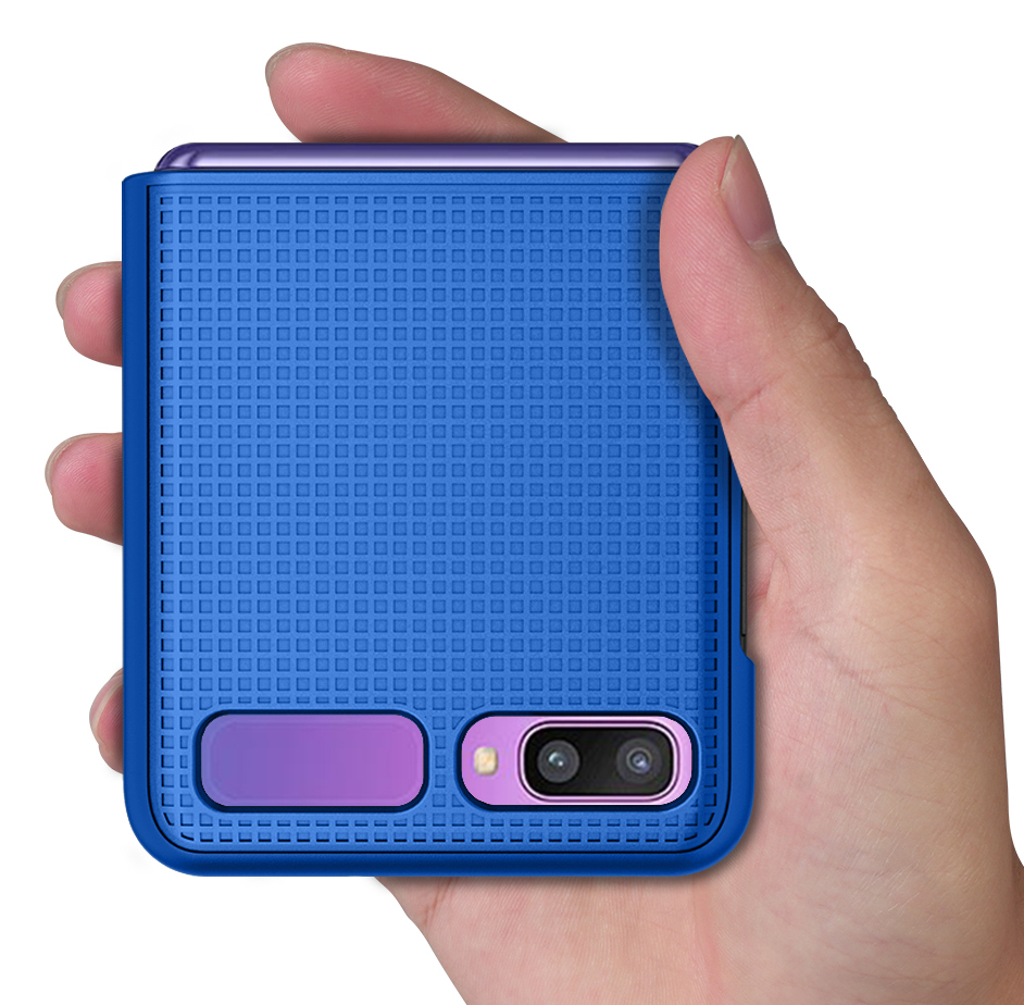 thumbnail 39 - Hard Protector Case Cover + Belt Clip Holster for Samsung Galaxy Z Flip 5G Phone