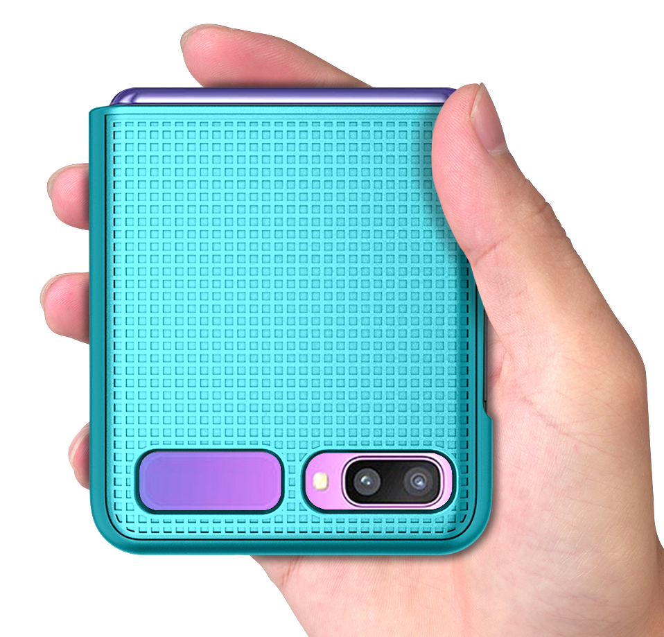 thumbnail 89 - Hard Protector Case Cover + Belt Clip Holster for Samsung Galaxy Z Flip 5G Phone