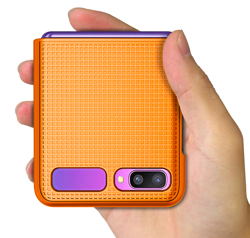 thumbnail 49 - Hard Protector Case Cover + Belt Clip Holster for Samsung Galaxy Z Flip 5G Phone