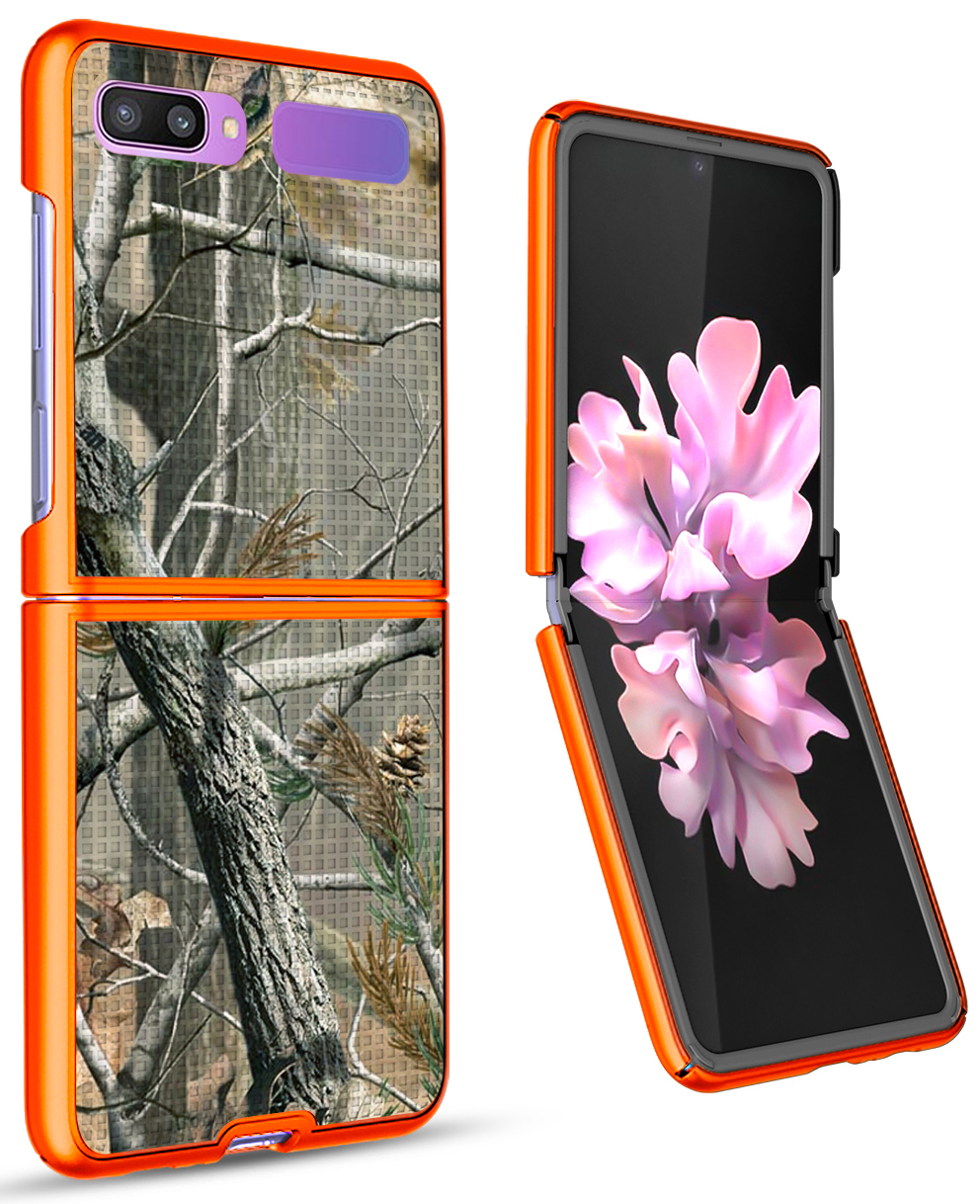 thumbnail 20 - Hard Protector Case Cover + Belt Clip Holster for Samsung Galaxy Z Flip 5G Phone