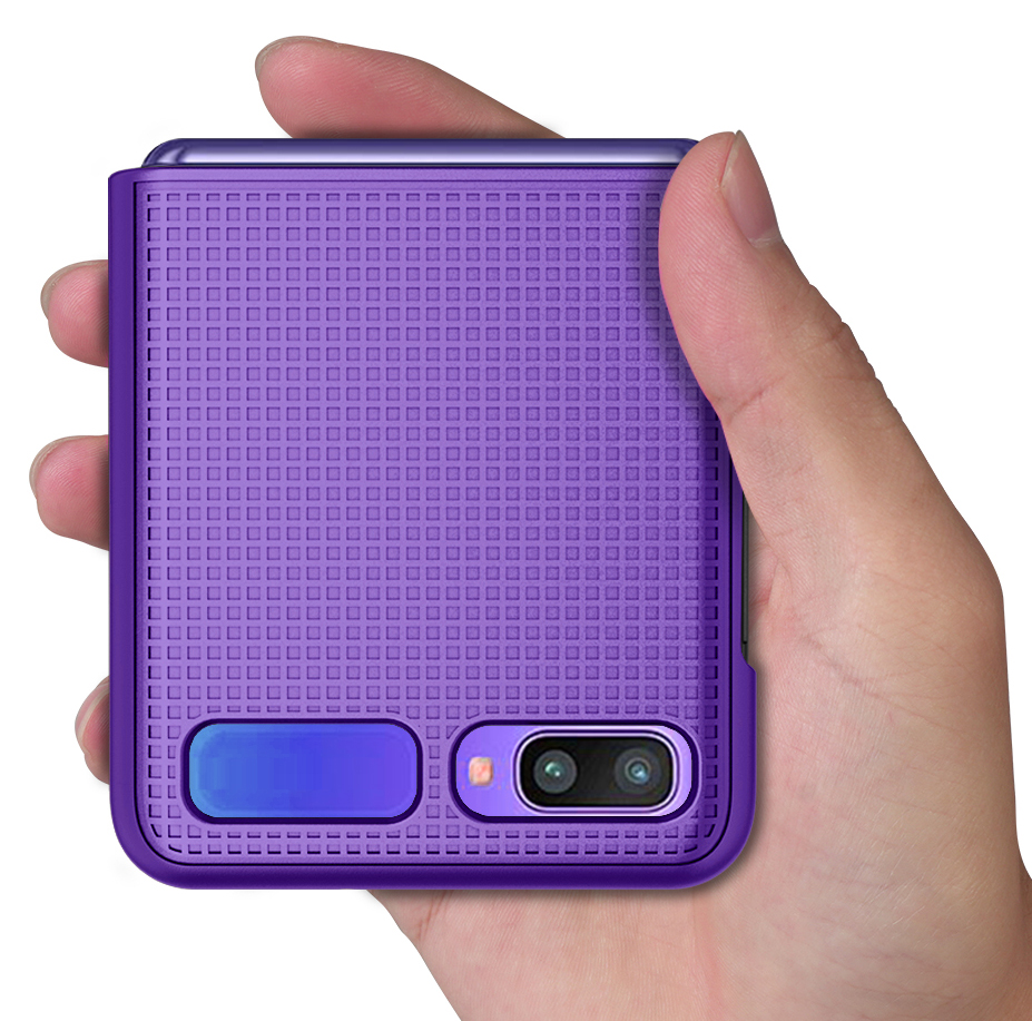 thumbnail 59 - Hard Protector Case Cover + Belt Clip Holster for Samsung Galaxy Z Flip 5G Phone