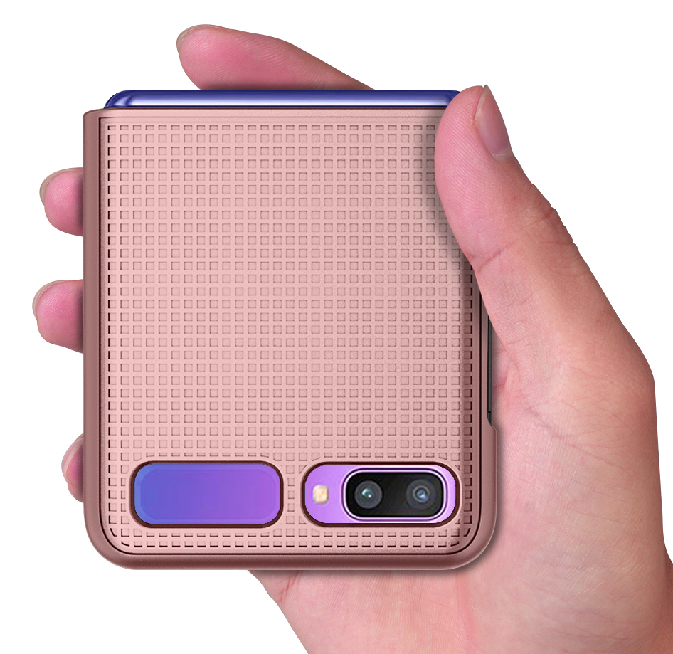 thumbnail 79 - Hard Protector Case Cover + Belt Clip Holster for Samsung Galaxy Z Flip 5G Phone