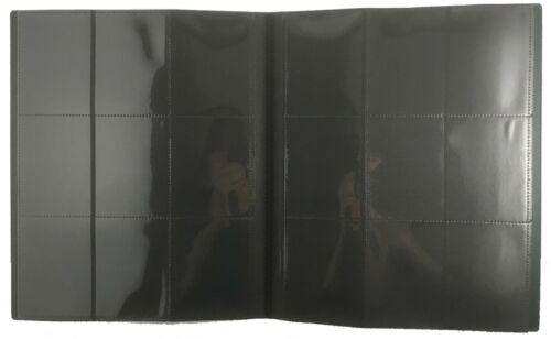 Ultra-pro-A4-amp-A5-Tamano-pro-Carpeta-Album-Carpeta-9-pocket-Carta-Portafolio