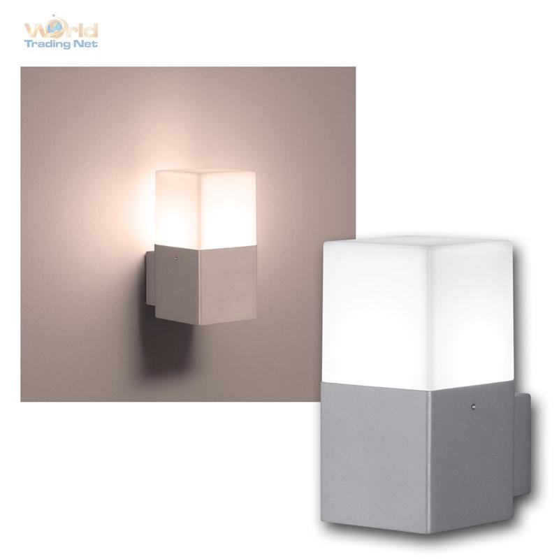 Led lampada da parete per esterni ed interni apparecchi for Led per interni casa
