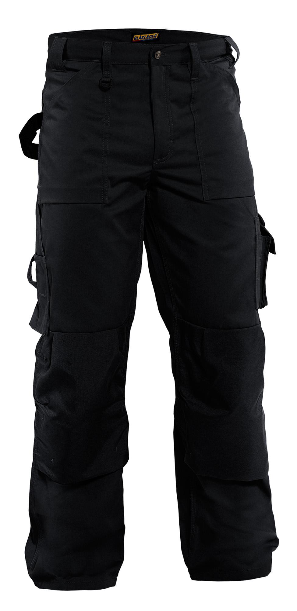 blaklader Trabajo Trabajo Trabajo Pantalones Con CORDURA bolsillos en las Rodilleras ( d38852