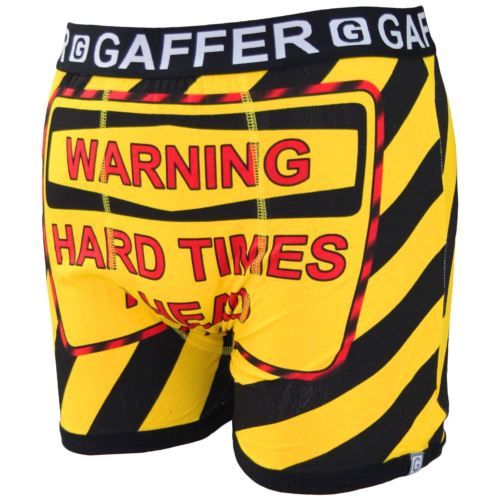 thumbnail 60 - Men Designer Novelty Underwears Rude Boxers Trunks Funny Christmas Gift Shorts
