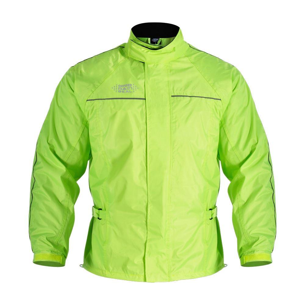 Oxford-rainseal-toutes-saisons-moto-sur-Veste-impermeable-haute-visibilite-NEUF