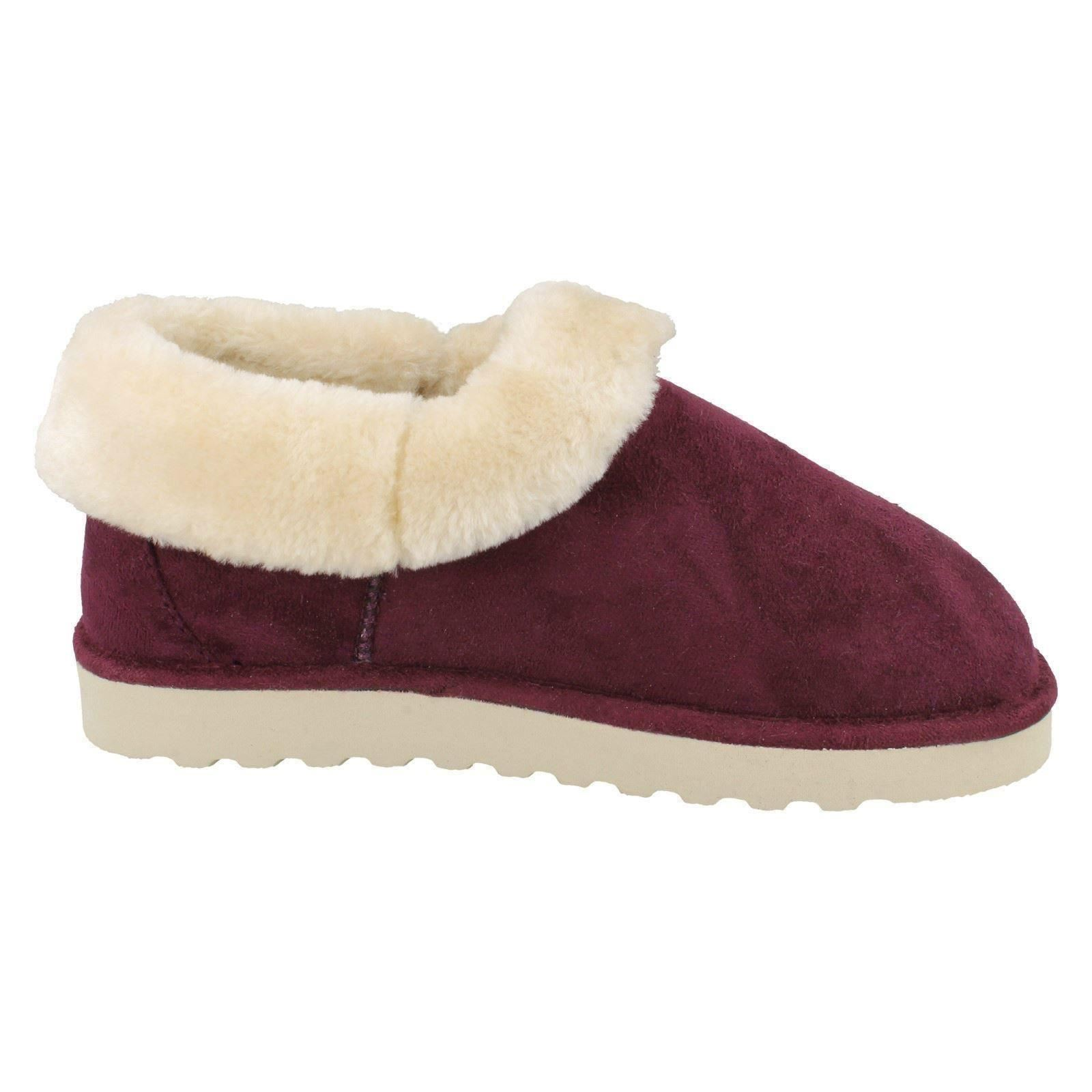 Response-Ladies-Ultra-Light-Slippers-Lucy-W17-670 thumbnail 5