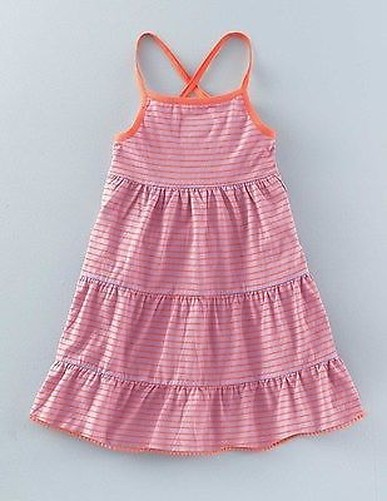 NEUF-MINI-BODEN-PULL-OVER-RAYURE-Robe-a-volant-1-5-12-an-ete-soleil