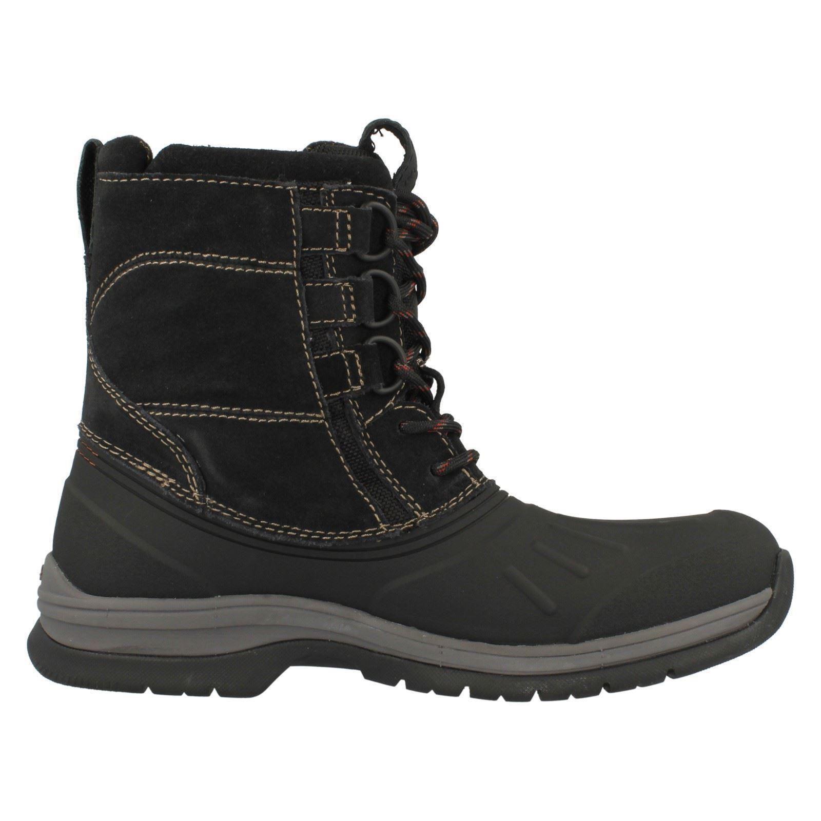 Mens-Clarks-Outdoor-Boots-Nashoba-Summit thumbnail 10