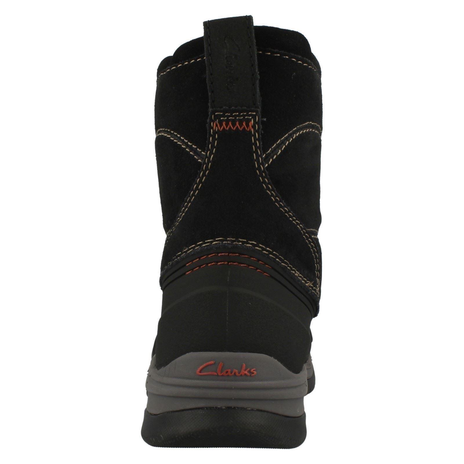 Mens-Clarks-Outdoor-Boots-Nashoba-Summit thumbnail 7