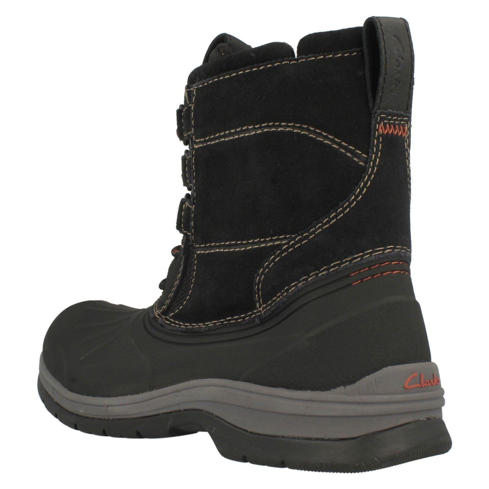 Mens-Clarks-Outdoor-Boots-Nashoba-Summit thumbnail 8