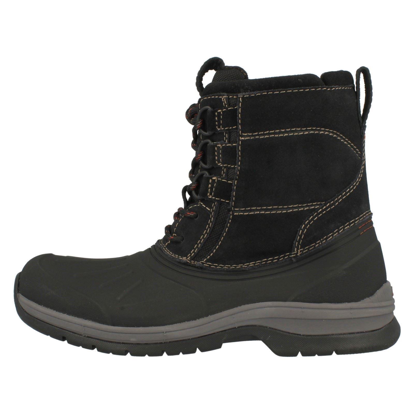Mens-Clarks-Outdoor-Boots-Nashoba-Summit thumbnail 3