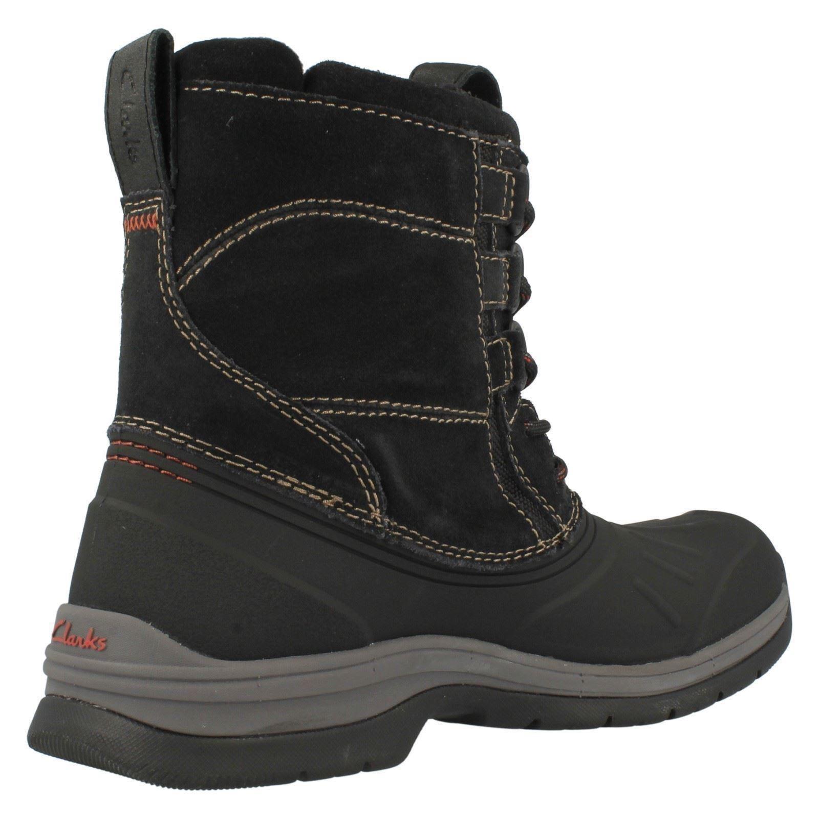 Mens-Clarks-Outdoor-Boots-Nashoba-Summit thumbnail 6