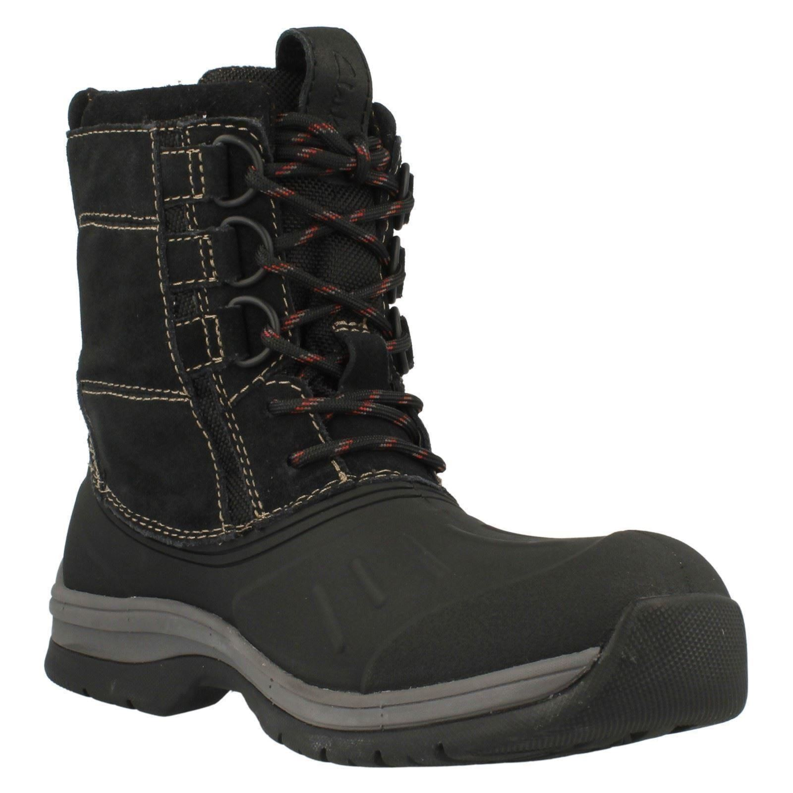 Mens-Clarks-Outdoor-Boots-Nashoba-Summit thumbnail 5