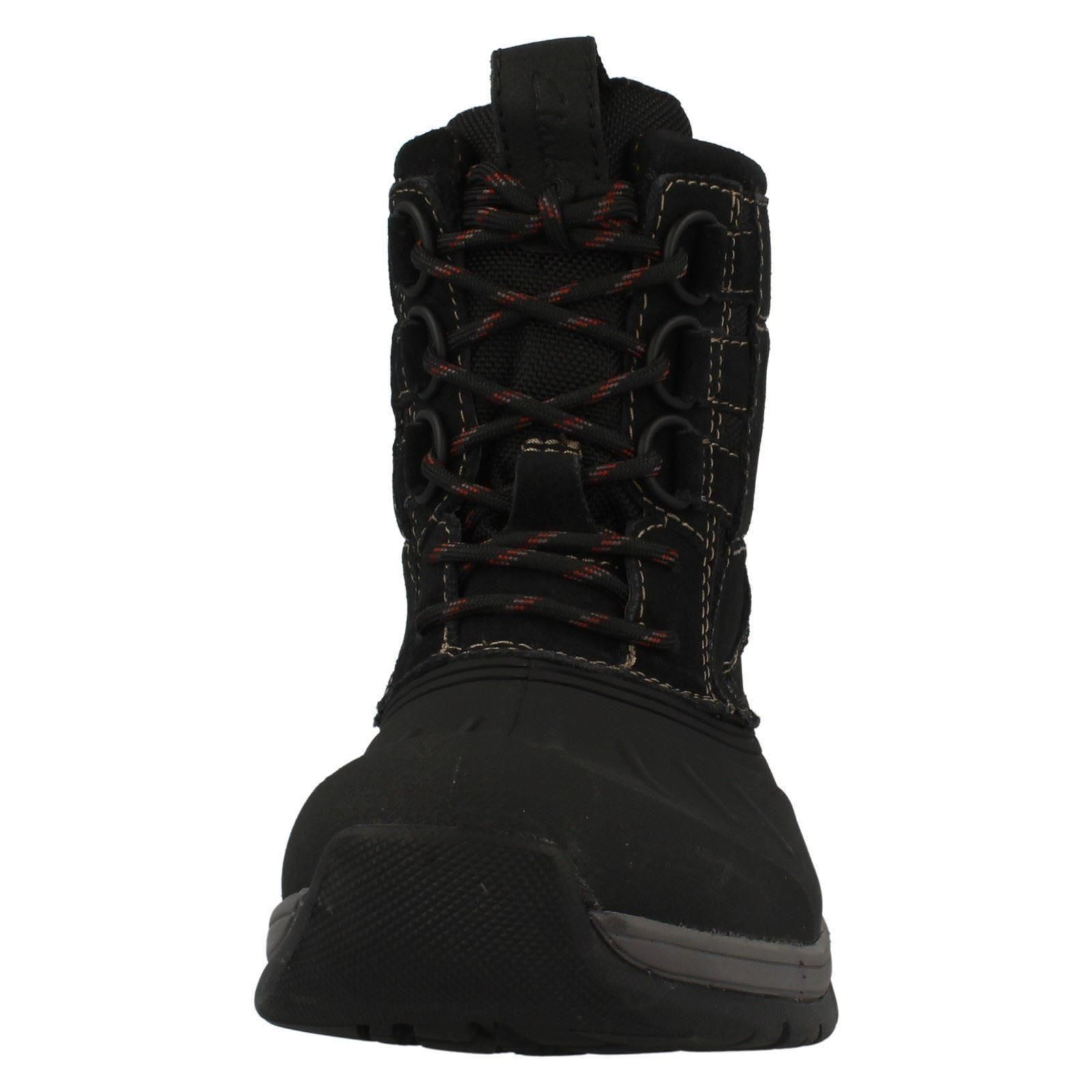 Mens-Clarks-Outdoor-Boots-Nashoba-Summit thumbnail 9