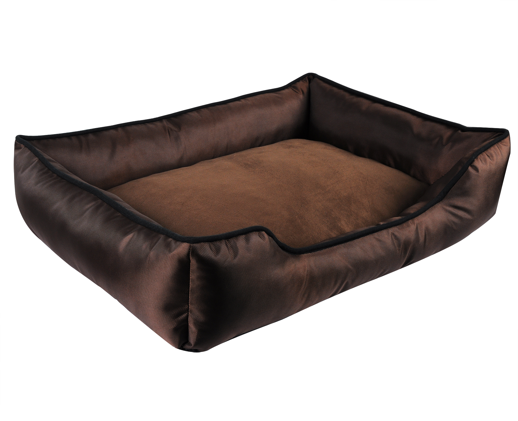 lit pour chien canap coussin panier animal brun xl xxl xxxl 367 ebay. Black Bedroom Furniture Sets. Home Design Ideas