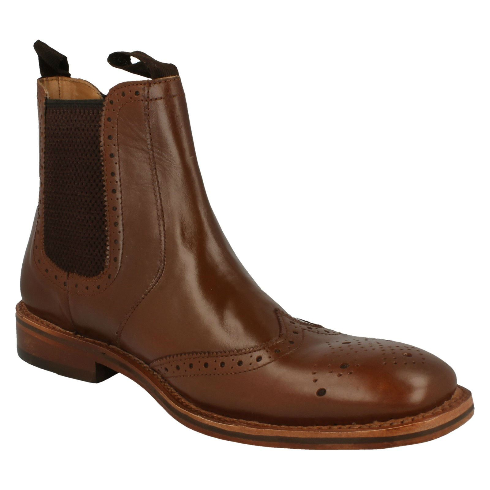 Mens-Catesby-Ankle-Boots-MCATESCW158T thumbnail 10