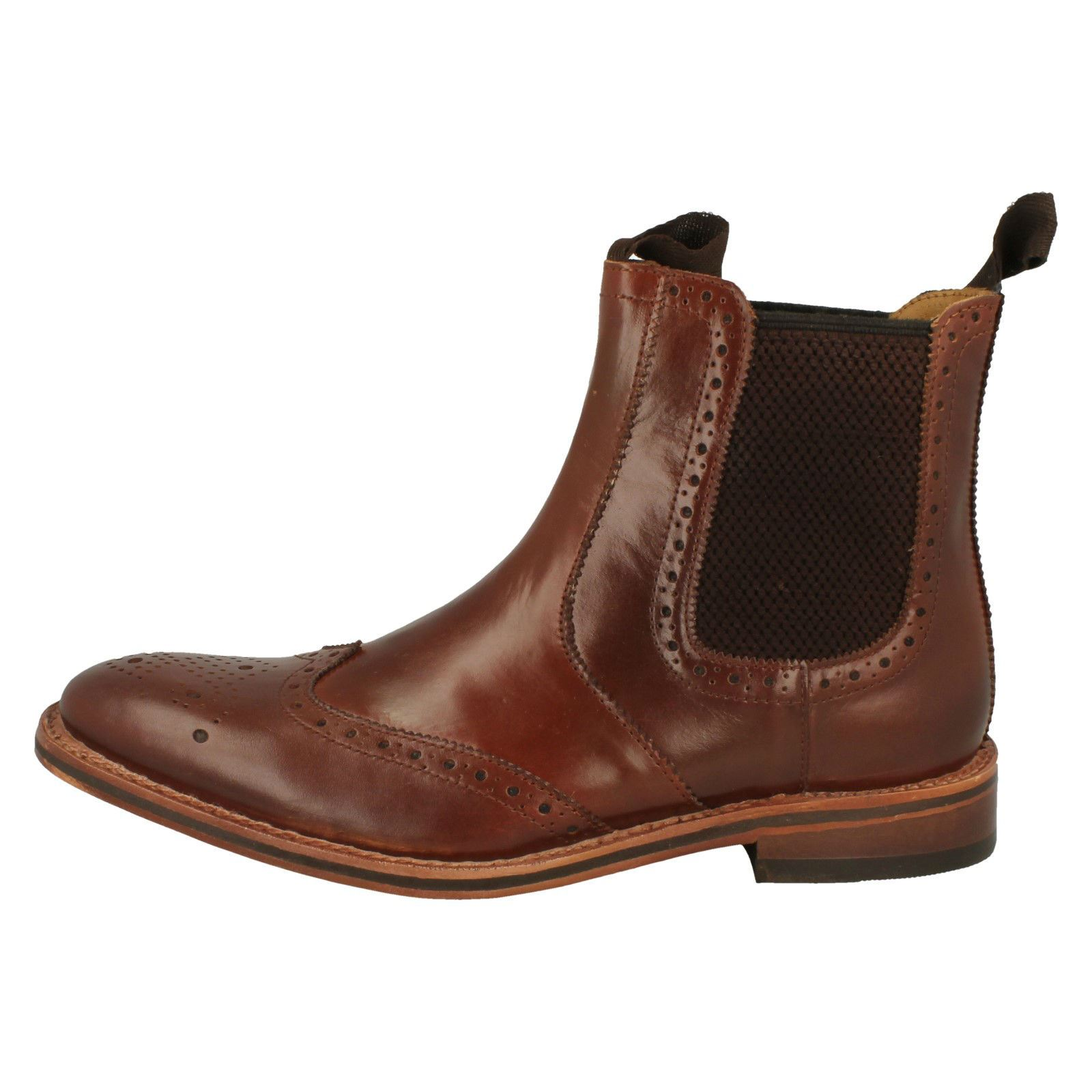 Mens-Catesby-Ankle-Boots-MCATESCW158T thumbnail 17