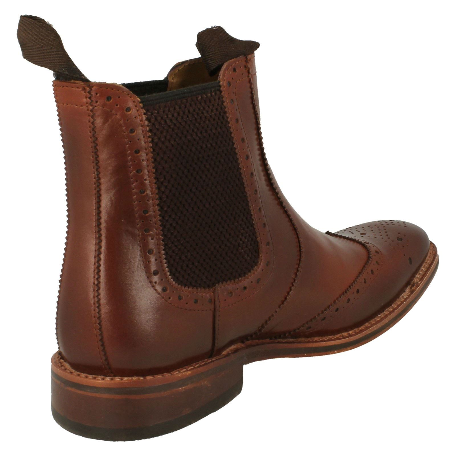 Mens-Catesby-Ankle-Boots-MCATESCW158T thumbnail 19