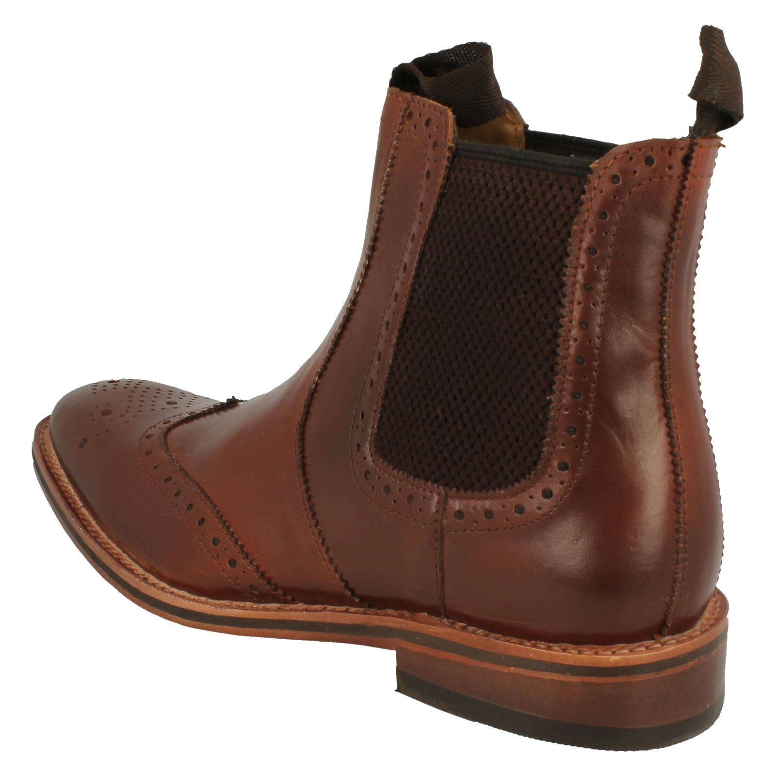 Mens-Catesby-Ankle-Boots-MCATESCW158T thumbnail 14