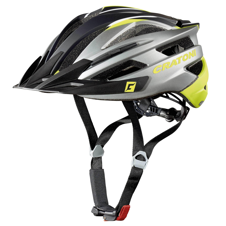 mountainbike casco casco per bicicletta cratoni agravic in. Black Bedroom Furniture Sets. Home Design Ideas