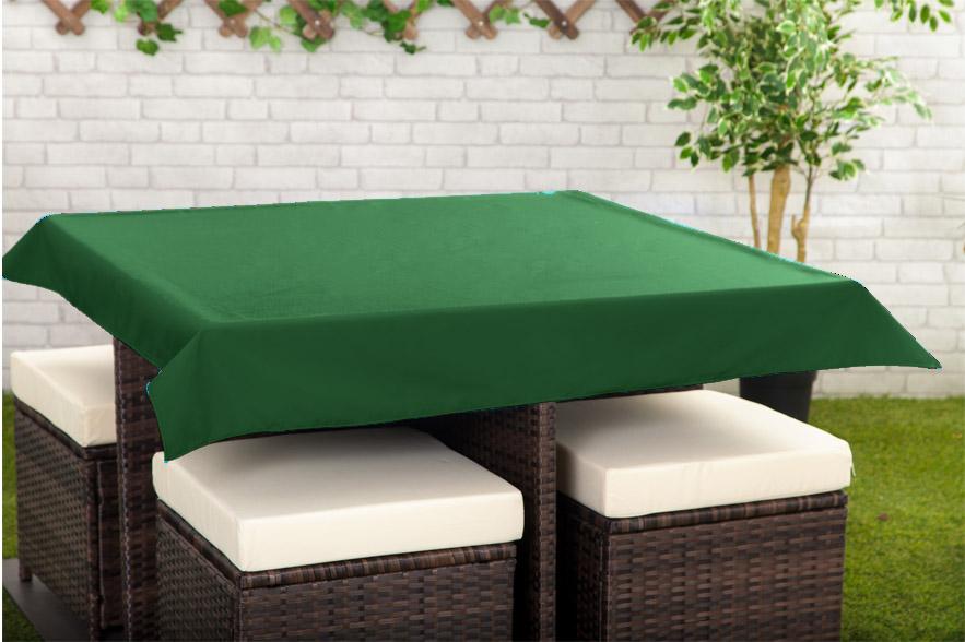 Ext rieur imperm able jardin table salle manger chiffons - Table a manger exterieur ...