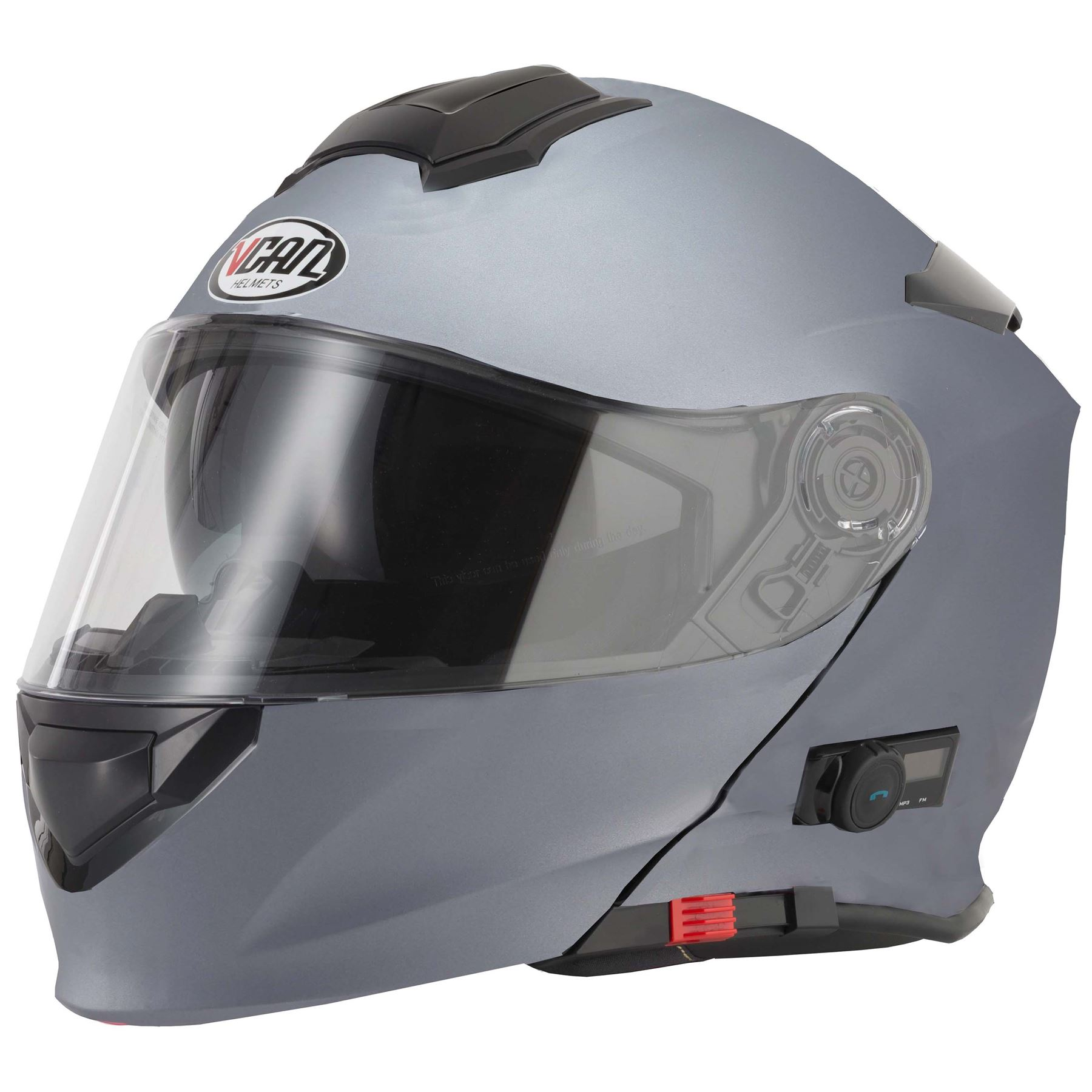 57-58cm VCAN V271 BLINC Flip Up Bluetooth Helmets Motorbike Motorcycle Bluetooth Touring Helmets Drogon M