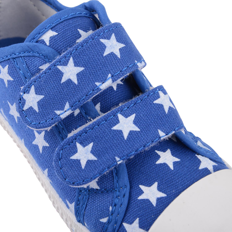 NEUF-bebes-enfants-filles-Toile-etoile-imprime-tennis-chaussures