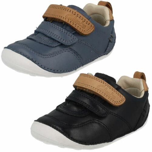 Zapatos Clarks Pequeño Gateo First Aspire De Niño Bebé 8xPzqz